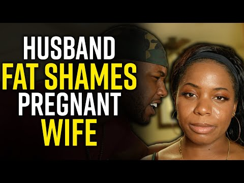 Military Husband FAT SHAMES  Pregnant Wife – Life Lessons With Luis